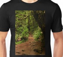 A Trail in the Woods Unisex T-Shirt