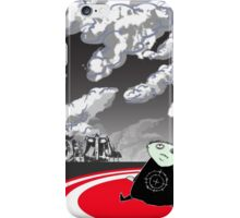 Cloud watching had ceased to be a pleasure. iPhone Case/Skin