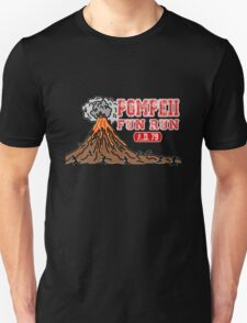 Pompeii Fun Run T-Shirt