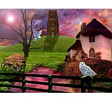Magical Mystery Tor... Photographic Print