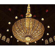 Grand Mosque Manama - Bahrain Photographic Print