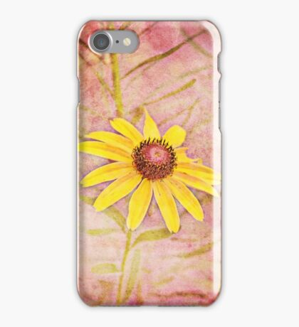 She wept, for there were no more worlds to conquer iPhone Case/Skin