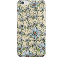 Everything is coming up Daisies, by Alma Lee iPhone Case/Skin