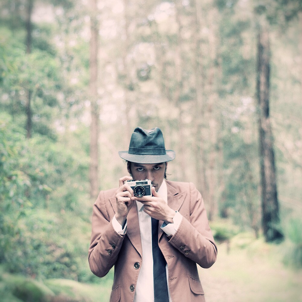 The Wild Photographer by Daniel  Barrie
