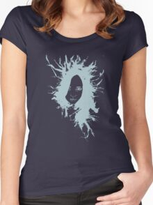 Inkling II Women's Fitted Scoop T-Shirt