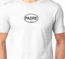 South Padre Island. Unisex T-Shirt