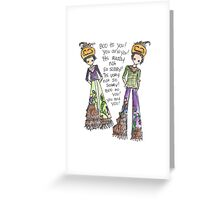 Boo To You! Greeting Card
