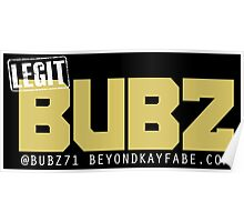 Beyond Kayfabe Podcast - Like A BUBZ Poster