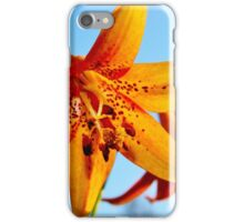 American Tiger Lily iPhone Case/Skin