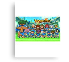 Inazuma Japan!!! Canvas Print