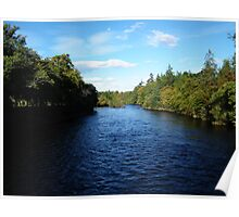 River Ness  Poster