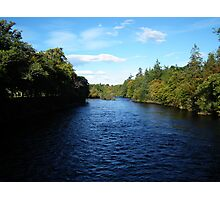 River Ness  Photographic Print