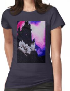 Dream Castle Womens Fitted T-Shirt