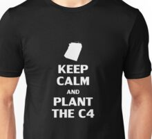 Keep Calm | Counter-Strike Unisex T-Shirt