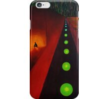 Lonely Night - Fine Art Painting iPhone Case/Skin