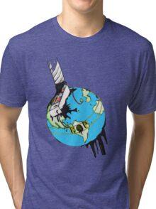 BP'S World Tri-blend T-Shirt