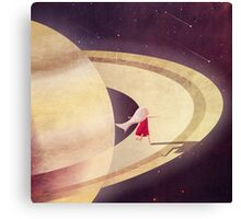 Saturn Child Canvas Print