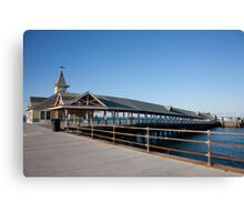 Oak Bluffs Terminal Canvas Print