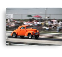 Willys at the HAMB Drags Canvas Print
