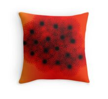 Flowers Flowers Flowers Throw Pillow