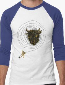 Theseus, the Minotaur, and the Thread Maze T-Shirt