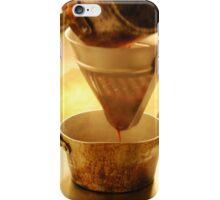 Culinary Art - Quality Control iPhone Case/Skin