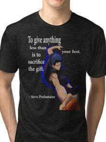 Aomine's Best Tri-blend T-Shirt