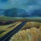 Road to Solitude, revisited by Elizabeth Bravo