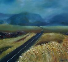 Road to Solitude, revisited by Elizabeth Bravo