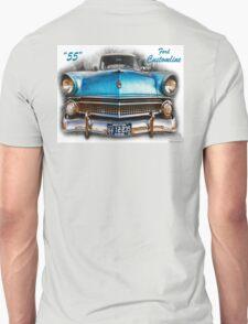 55 Ford Customline, Grill'n - Creative Clothing T-Shirt