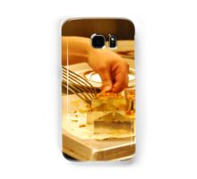Culinary Competition - De-Molding  Samsung Galaxy Case/Skin