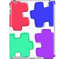 Puzzle Pieces iPad Case/Skin