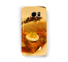 Culinary Competition - Plated Excellence! Samsung Galaxy Case/Skin