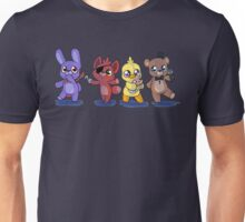 the plush gang Unisex T-Shirt