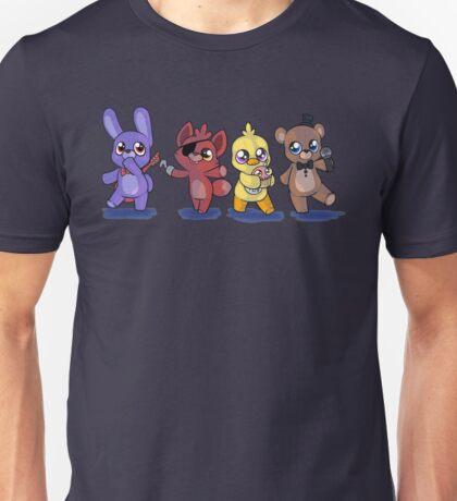 the plush gang Unisex T-Shirt