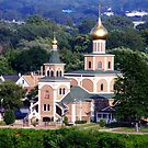 Russian Orthodox Church by Kathy Weaver