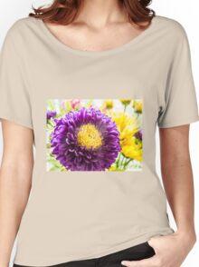 Golden Eye Women's Relaxed Fit T-Shirt