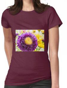 Golden Eye Womens Fitted T-Shirt