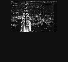 The Chrysler Building at night Unisex T-Shirt