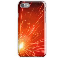 Red Expansion iPhone Case/Skin