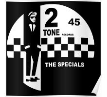 2 Tone Records - The Specials Label Poster