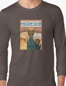 Meow'Dib Long Sleeve T-Shirt