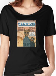 Meow'Dib Women's Relaxed Fit T-Shirt