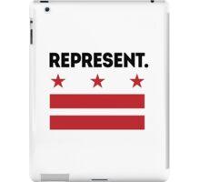 Represent. DC iPad Case/Skin