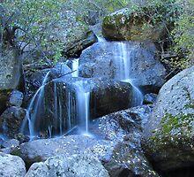 Crystal Falls by Bill Hendricks