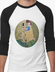 The Kiss Men's Baseball ¾ T-Shirt