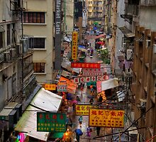 Gage Street Market - Hong Kong by Paul Thompson Photography