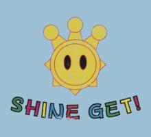 SHINE GET! by Kirafrog