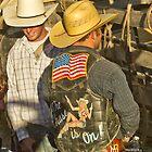 Two Cowboys by lincolngraham