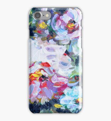 Rose bush iPhone Case/Skin
